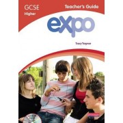 Expo (OCR and AQA) GCSE French Higher Teacher's Guide and CD-ROM by Tracy Traynor