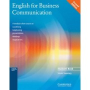English for Business Communication. Student's Book by Simon Sweeney