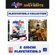 Ps3 Coll. Superstars V8 +Rise Of The Argonauts Ps3
