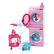 Mattel-X7938-Barbie Glam Lavatrice - Arredamenti basic