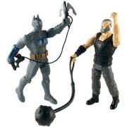 Batman The Dark Knight Rises Batman and Bane Figure 2-Pack