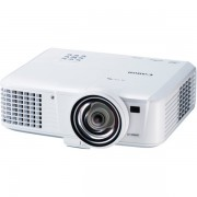 Videoproiector Canon LV-X300ST : XGA, 1 x HDMI, 2 x VGA, RJ-45, difuzor incorporat - White