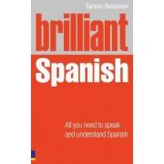Brilliant Spanish Book by Tamsin Beadman