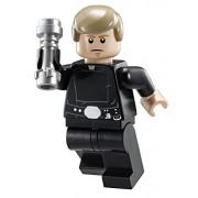 LEGO® Star Wars: Final Duel Minifigure - Luke Skywalker with Black Hand and Lightsaber (75093)