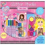 GIRL CLUB: SET DE CREATIE GLITTER STUDIO (1003595)