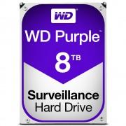 Western Digital WD Purple, 3.5', 8TB, SATA/600, 128MB cache