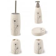 Set de accesorii pentru baie AWD VENTO