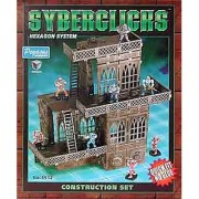 Pegasus Hobby Syberclicks Hexagon Construction Set