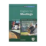 English for Meetings - Student Book and MultiROM