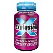 Gold Nutrition Extreme Cut Explosion Woman 120 cápsulas