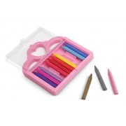 Set 12 creioane colorate triunghiulare Princess
