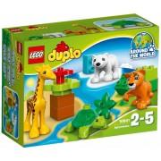 LEGO Duplo 10801 Jonge Dieren
