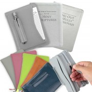 'Do-it-yourself' Bible + Song Book combo (with front pocket)