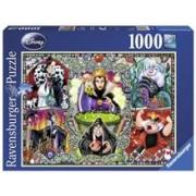 Puzzle Disney Vrajitoare, 1000 Piese
