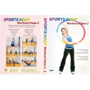 Sports Hoop Hula Hoop Workout DVD - Lead by Heather lipson, Hooping tutorial and Moves