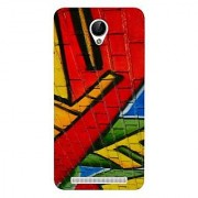 Soft Printed Back Cover Case For Lava X19