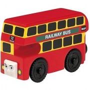 Thomas Wooden Railway Bulgy the Double-Decker Bus