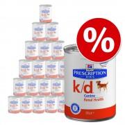Hill´s Prescription Diet Canine 24 x 350/360/370 g - r/d Weight Loss - Low Calorie (24 x 350 g)