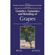 Genetics, Genomics, and Breeding of Grapes by Anne-francoise Adam-blondon