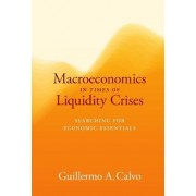 Macroeconomics in Times of Liquidity Crises by Guillermo A. Calvo