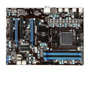 Placa de baza MSI Socket AM3+970A-G43