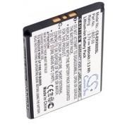 Sony Ericsson Spiro batterie (900 mAh)