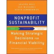 Nonprofit Sustainability by Jan Masaoka