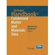 Springer Handbook of Condensed Matter and Materials Data by Werner Martienssen