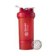 Coqueteleira Blender Bottle Prostak Fullcolor - 650 ml Vermelha