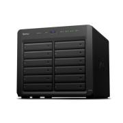 NAS SYNOLOGY DS2415 12 BAHIAS/HASTA 120TB Y CON UNIDAD DE EXPANSIN HASTA 240TB/2.4 GHZ/2GB DDR3/LAN 1GIGABITX4/ USB 3.0X4/USBX3/HOT-SWAP
