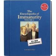 Encyclopaedia of Immaturity: Shenanigans v. 2 by Klutz