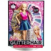 Барби - Кукла с фризьорски салон с брокат - Barbie, 171228