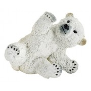 Playing Polar Bear Cub