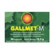 Gallmet-M kapszula - 30 db
