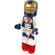 LEGO Super Heroes Marvel Avengers Age of Ultron Minifigure - Iron Legion (76038)