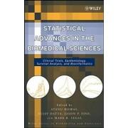 Statistical Advances in Biomedical Sciences by Atanu Biswas