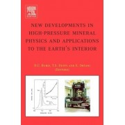 New Developments in High-Pressure Mineral Physics and Applications to the Earth's Interior by Simon Duffy