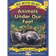 Animals Under Our Feet by Sindy McKay