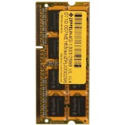 Memorie Laptop Zeppelin SO-DIMM DDR3, 1x2GB, 1333MHz (CL9)