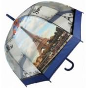Deštník vystřelovací Paříž tmavě modrý 9160-6 9160-6