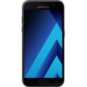 Telefon Mobil Samsung Galaxy A3 2017 A320 Dual Sim 4G Black Resigilat