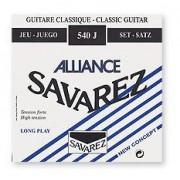 Cordes Guitare Classique Savarez 540j 540j