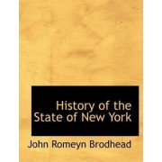 History of the State of New York by John Romeyn Brodhead