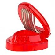 1 Pças. Cutter Slicer For para Frutas Aço Inoxidável Creative Kitchen Gadget / Ecológico
