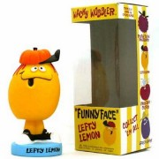 Funny Face Lefty Lemon Bobblehead