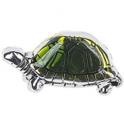 Lucky Little Turtle Metal Fashion Pin - By Ganz
