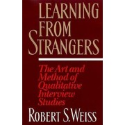 Learning from Strangers by Robert Weiss