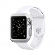 Slim Armor Case voor de Apple Watch 38mm - Silver