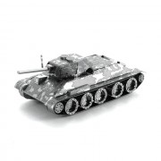 Tanc modelul T-34, Metale Earth