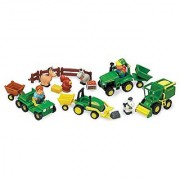 John Deere 1st Farming Fun Fun on the Farm Playset
